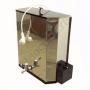 Наливной эл.водонагреватель из зеркальной нержавейки ЭВБО ЭВН-15