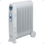 Масляный радиатор Scarlett SC-1162 White